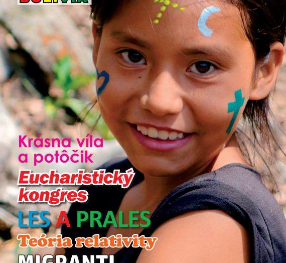 Misie v Bolívii 5/2015