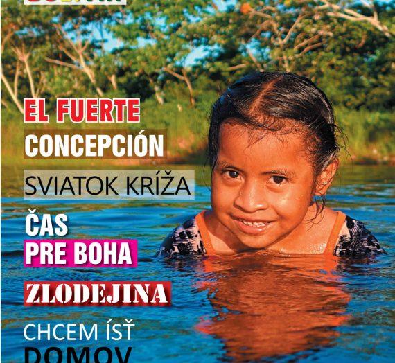 Misie v Bolívii 4/2016