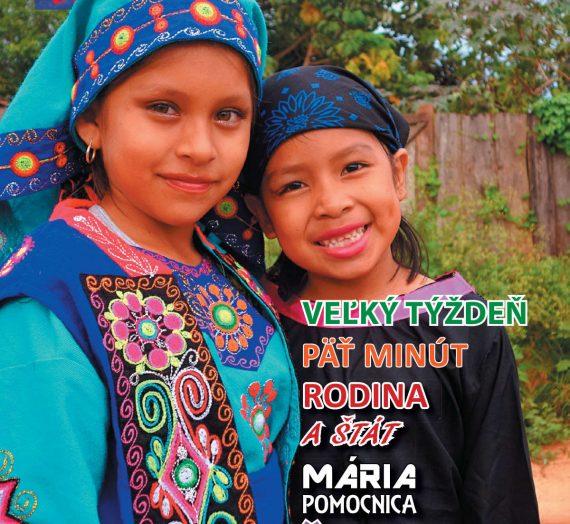 Misie v Bolívii 3/2017