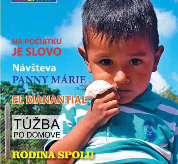 Misie v Bolívii 4/2017