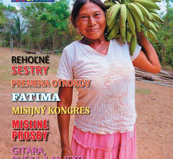 Misie v Bolívii 5/2017