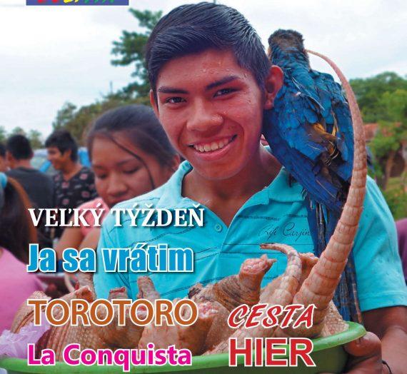 Misie v Bolívii 2/2018