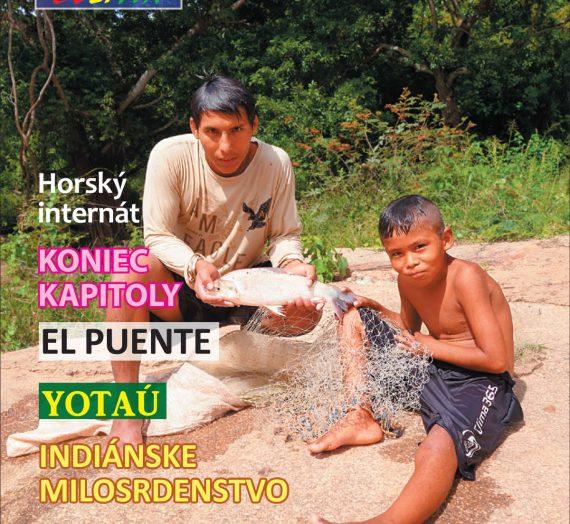 Misie v Bolívii 1/2019
